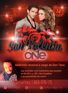 Música San Valentín